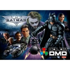 ColorDMD LCD Replacement for Batman Dark knight stern