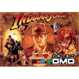 ColorDMD afficheur LCD pour flipper Indiana Jones
