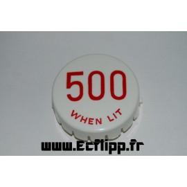 Gottlieb '500 When Lit'