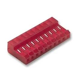 """Connecteur .156"""" IDC 6 pins"""