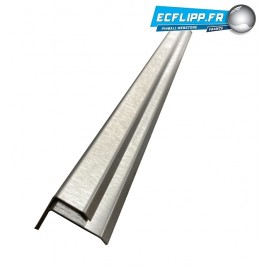 Rear Glass chanel Wide Body 03-8091-2 Stainless steel