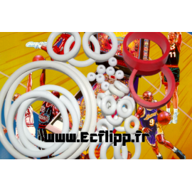 NBA Fastbreak Rubber kit
