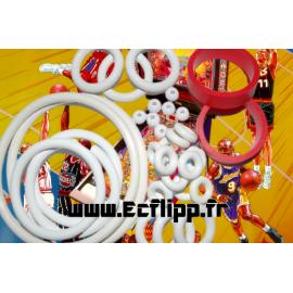 NBA Fastbreak Rubber kit