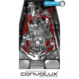 Convolux Mandalorian all model pro prem LE Red